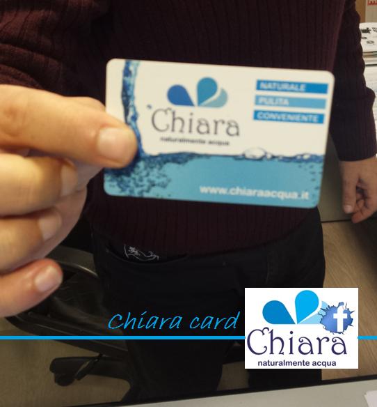 Chiara-Card